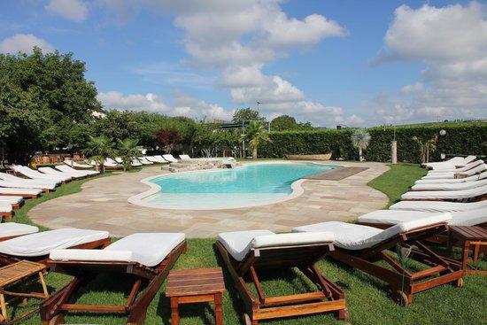 Ca' Maddalena: Pool