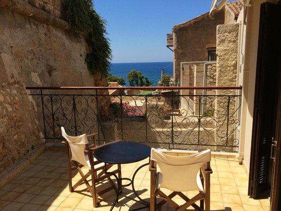 Casa Veneta: Private Terrace