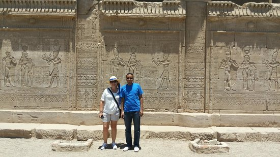 Nefertiti Hotel : Guia Viva Egito