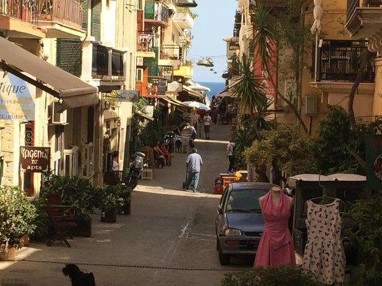 Casa Veneta: Street of Hotel