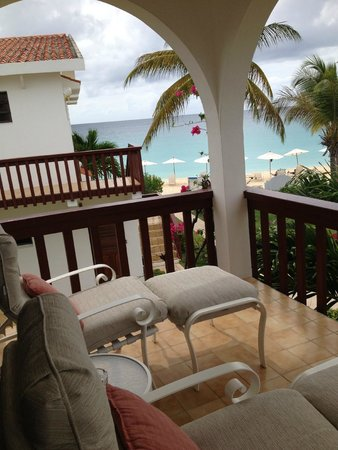 Carimar Beach Club: from the room