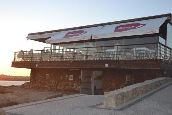 Restaurante Esplanada Furnas : Exterior Furnas
