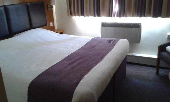 Good Night Inns De Trafford Hotel: Bedroom