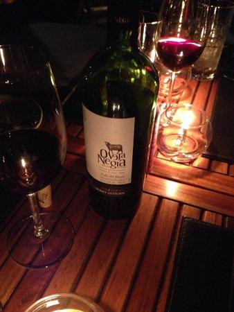 Mestizo: Vinhos