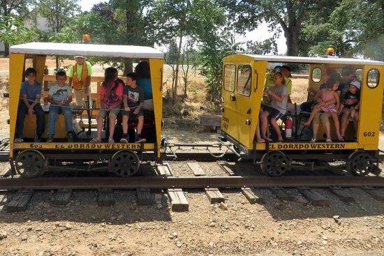 El Dorado Western Railroad