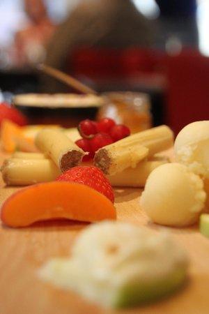 le Volet qui Penche : Dégustation de fromages locaux