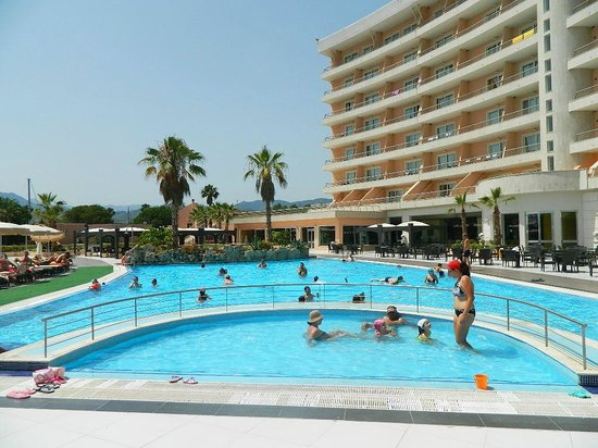 Club Valtur Portorosa: La piscina