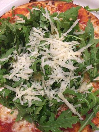 Pizzeria Abruzzese: Une très bonne pizza !