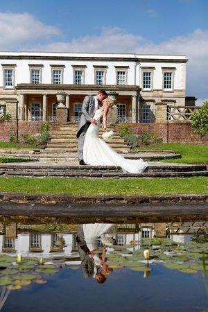 Buxted Park Hotel: View from the Beautiful Pond
