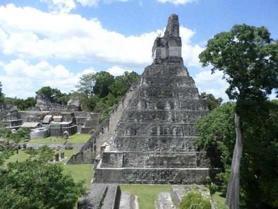 Tempel I: Gran Jaguar