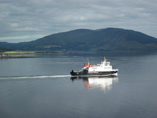 The Glenburn Hotel Ltd: Rothesay ferry
