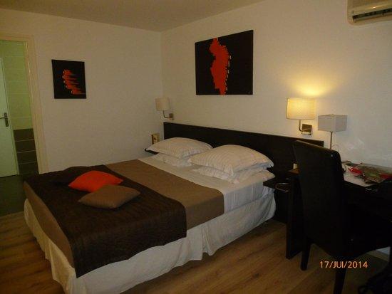 Hotel Domaine du Lac : chambre