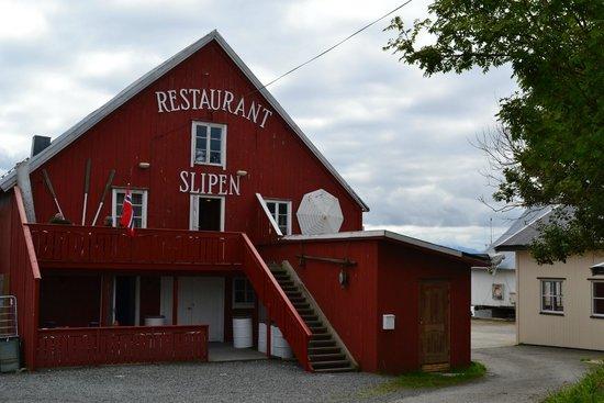 Slipen restaurant