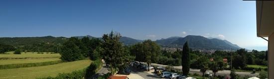 Hotel Ristorante Panoramica: fantastic panorama view !!!