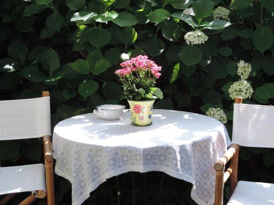 Il Giardino Incantato Bed and Breakfast : Garden