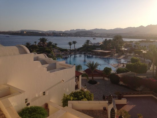 Movenpick Resort Sharm El Sheikh Naama Bay : View from room 4401