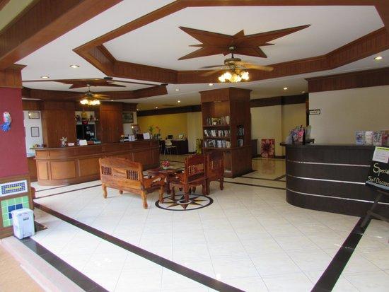 Manohra Cozy Resort: la réception