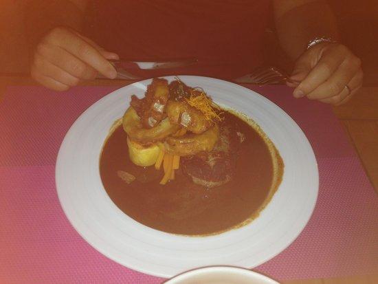 Vanilla: Fillet Steak