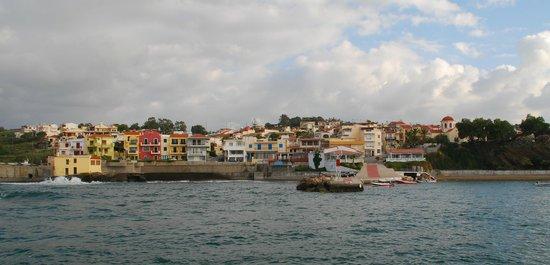 Marelina Villas & Apartments: Le port