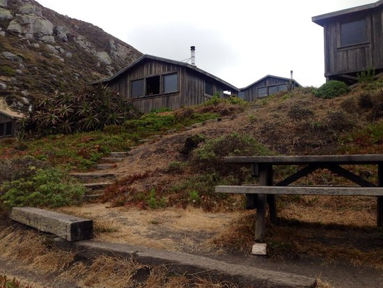 Steep Ravine Cabins: Cabin 8