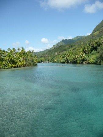 Maitai Lapita Village Huahine : Huahine: au détour d'une promenade