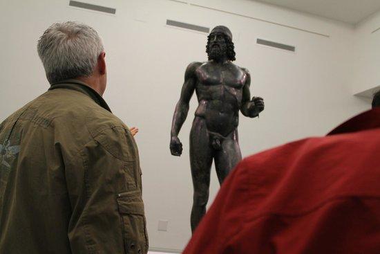 Museo Archeologico Nazionale di Reggio Calabria : bronzi