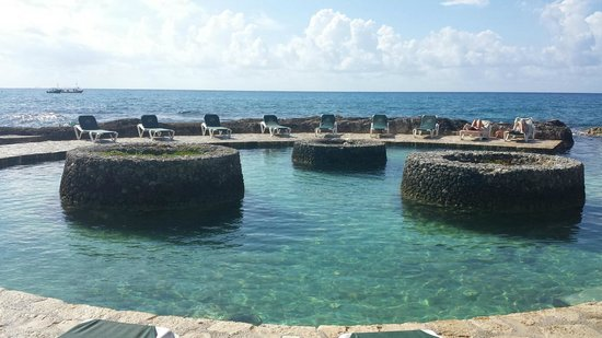 Occidental at  Xcaret Destination: Adult only natural pool