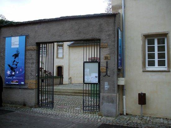 Maison de Robert Schuman