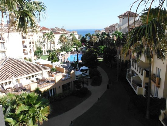 Marriott's Marbella Beach Resort: The view from the room