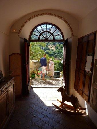 Eingang zum Palazzu Pigna