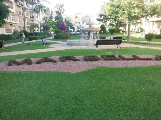 Marriott's Marbella Beach Resort: Gardens