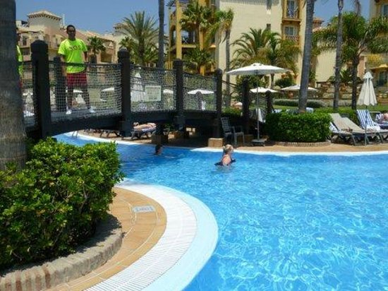 Marriott's Marbella Beach Resort: The family pool