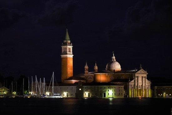 San Giorgio Maggiore : Вечером