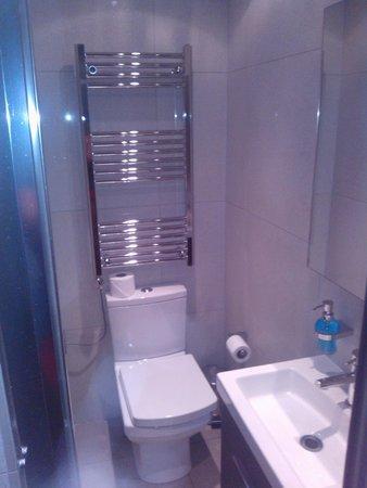 Hotel Melville: design bathroom