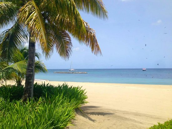 Four Seasons Resort Nevis, West Indies: beach