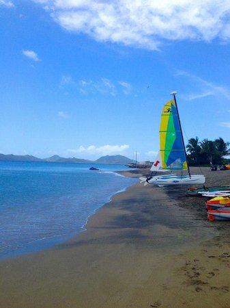 Four Seasons Resort Nevis, West Indies: watersports