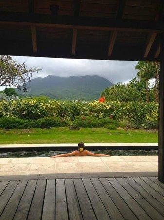 Four Seasons Resort Nevis, West Indies: spa