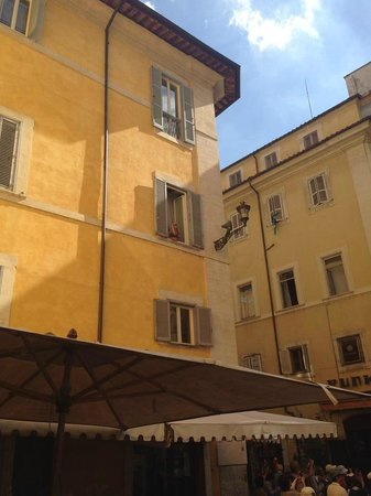 Relais Maddalena: Another view of the same window