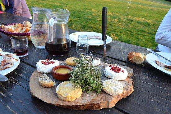 La Ferme du Castelas : I formaggi
