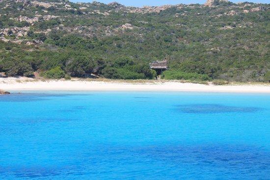 Al Saraceno Residence: Mare isola di Spargi