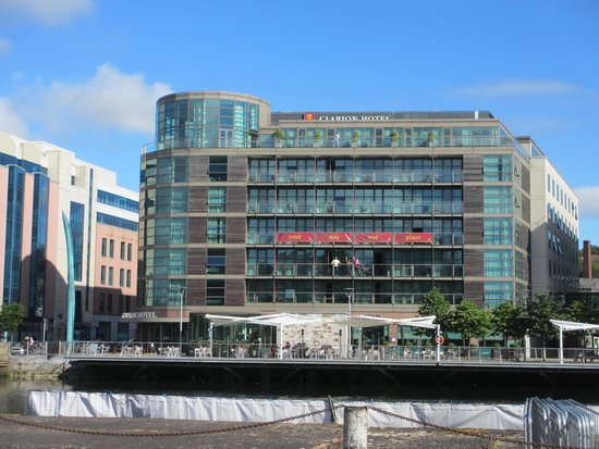 Clarion Hotel Cork: The hotel