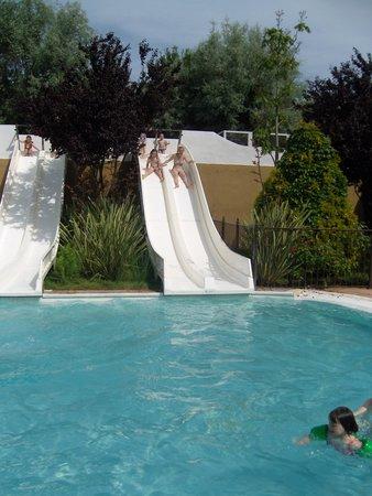 Yelloh! Village Le Sérignan-Plage : piscine