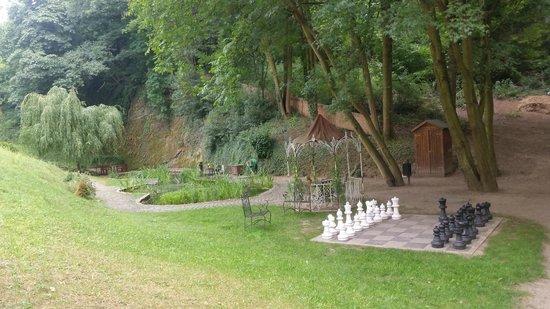Castle Hotel Auf Schoenburg Garden