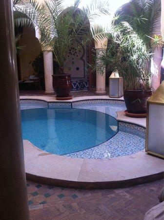 Riad Lena & SPA: le patio