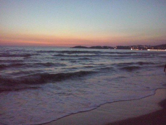 Batihan Beach Resort & Spa: Sahil