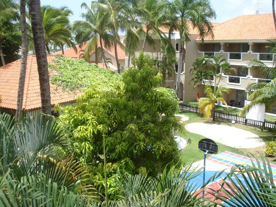 Dreams Palm Beach Punta Cana: view from my room