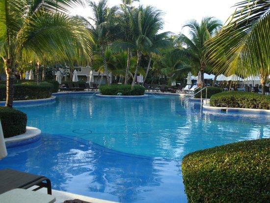 Dreams Palm Beach Punta Cana: The pool was verry clean