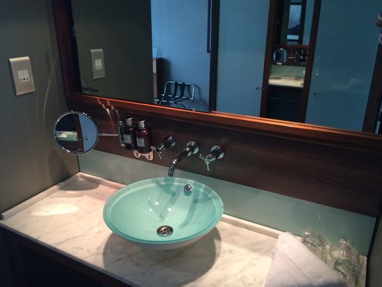 Radisson Blu Edwardian Manchester : Sink area