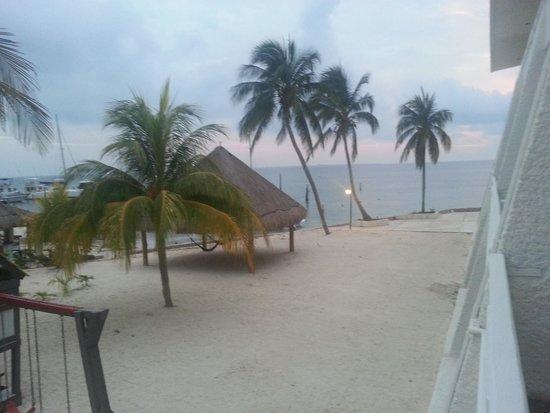 Cancun Bay Resort: Vista de Amanecer