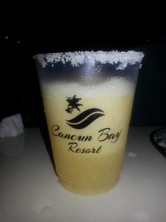 Cancun Bay Resort: Las margaritas